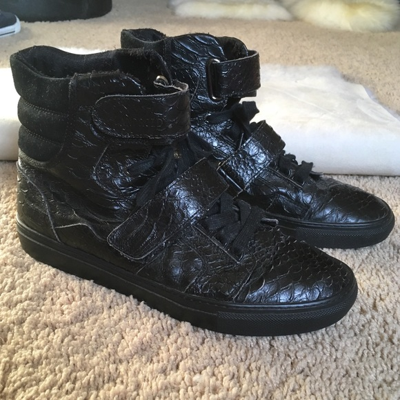 Android Homme Shoes Propulsion High Tops Poshmark